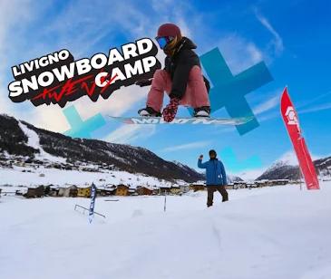 Szkoły Snowboardowe Livigno